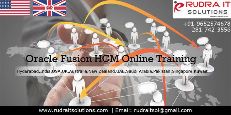Fusion Human Capital Management Overview Duration – 40+ hours   Fusion Human Capital Management Course Content OVERVIEW…