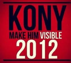 Make him visible: Josephkoni Kony2012