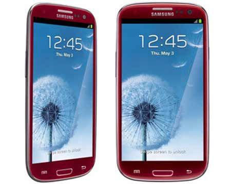 Garnet Red Samsung Galaxy S3: Samsung Galaxy S3, Samsung Galaxies S3, Red Samsung