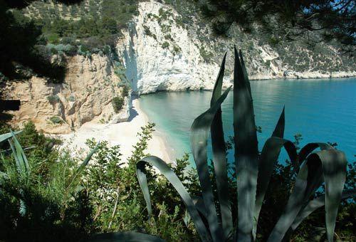 Le spiagge e le cale più belle del Gargano. Foto - Gallery - Foto - Virgilio Viaggi