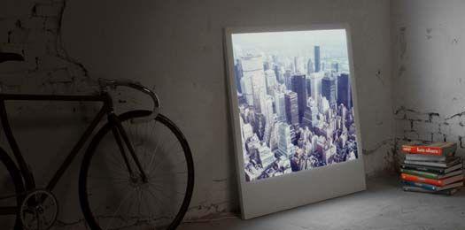 Polaroid Lamp. I want