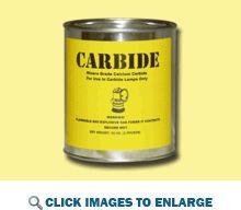 Miners Grade Calcium Carbide