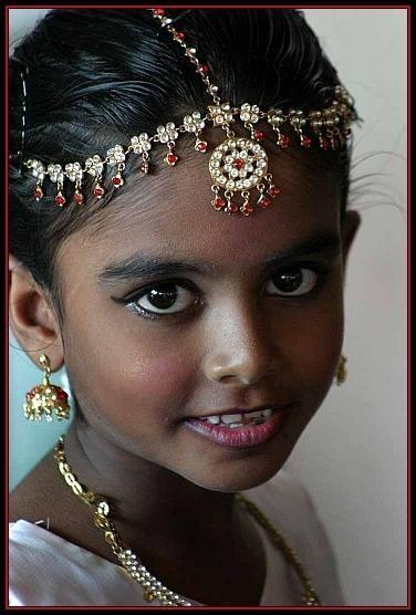 Little dancer, Sri Lanka