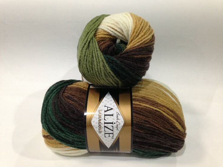 LANAGOLD BATIK 3344, Price: Rp.100.000,- /gulung, Bahan: 49% Wool – 51% Acrylic, Berat/Panjang: 100gr/240m, Knitting Needles: 4mm –6mm, Crochet hook: 5mm - 6mm