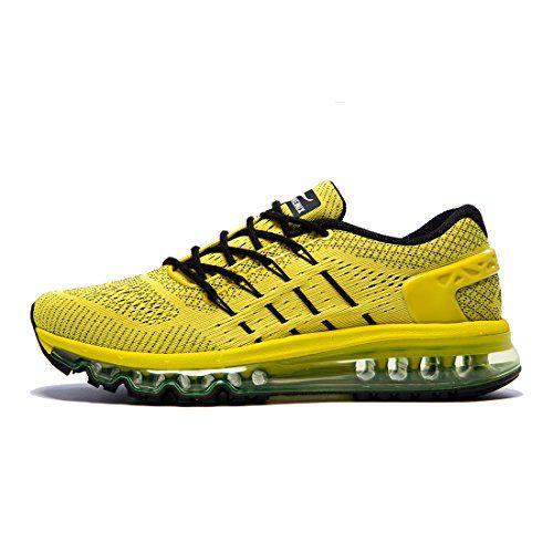 Onemix Zapatos para Correr en Montaña y Asfalto Aire Libre y Deportes Zapatillas de Running Padel para Hombre – Por Un Cuerpo Perfecto