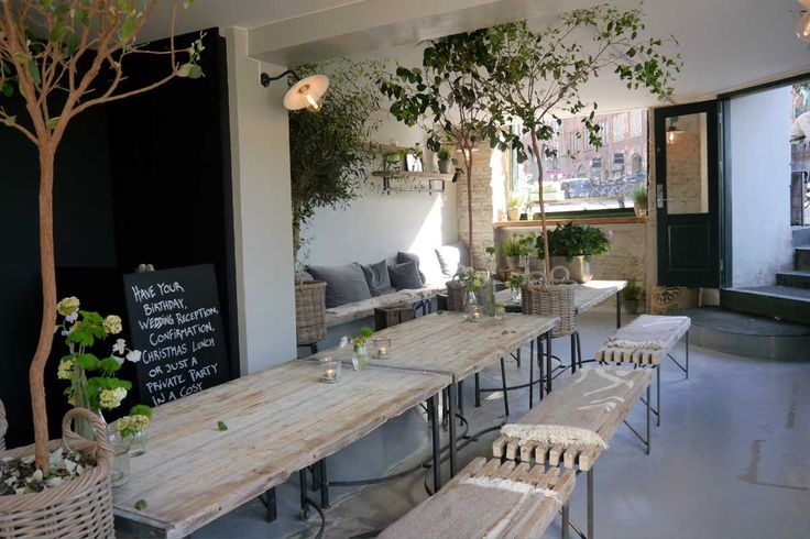 """Big Apple Juice & Sandwich Bar"" – urbanes Farm-Ambiente im Zentrum Kopenhagens"