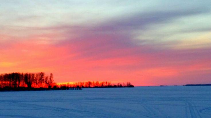 Sunrise La Ronge