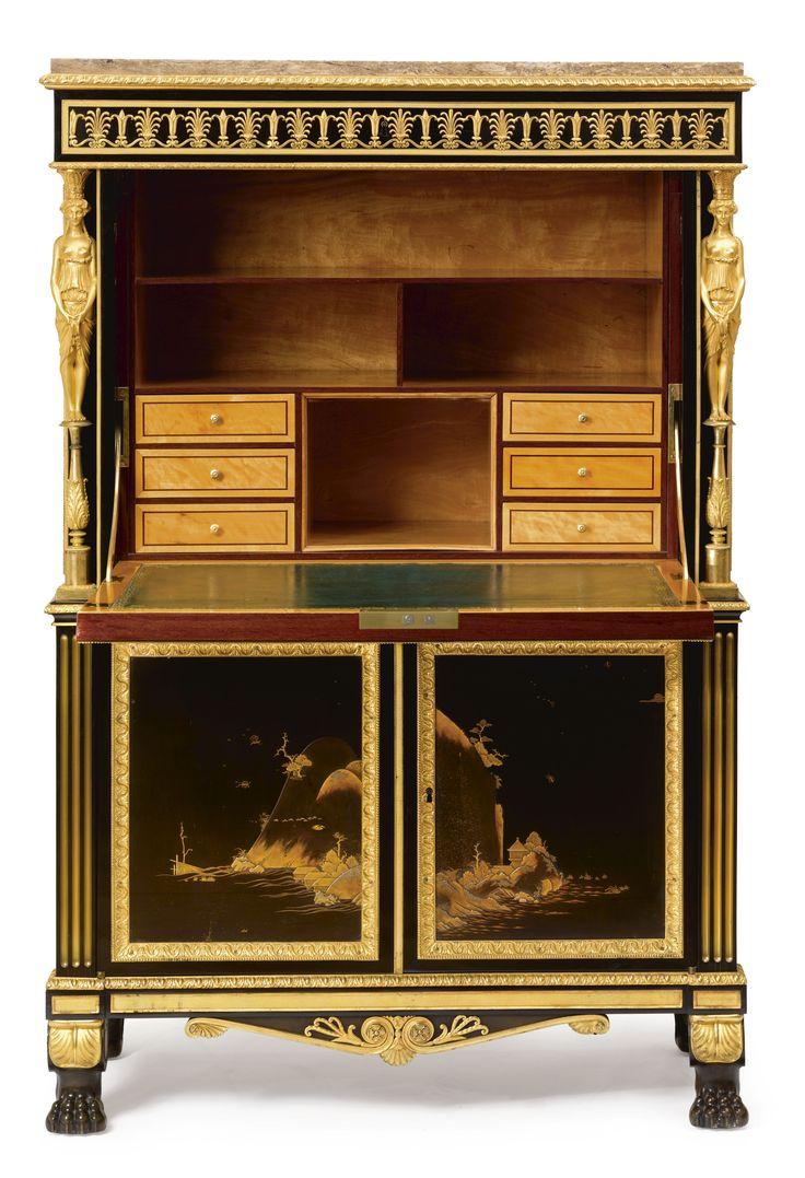 Les 9 meilleures images du tableau martin carlin mobilier for Meubles du japon