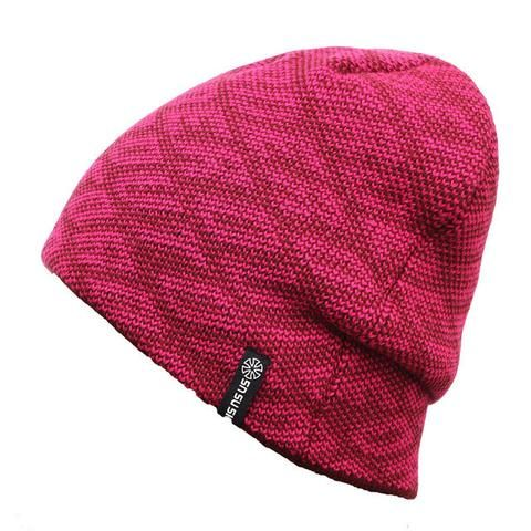 Knitted Men's Skullies And Beanies Thermal Ski Hat Double-Sided Cap  Skullies & Beanies For Men   Men's Fashion 2017 Guys Winter Fashion Casual Menswear Cool Style Gift Knit Products Website Store Shop Buy Sell Sale Online Shopping mens Accessories fall autumn