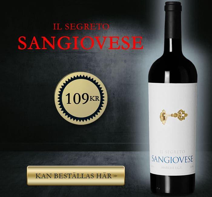 RÖTT ITALIENSKT EKOLOGISKT KRAFTPAKET! - Vinguiden.com alkoholinformation
