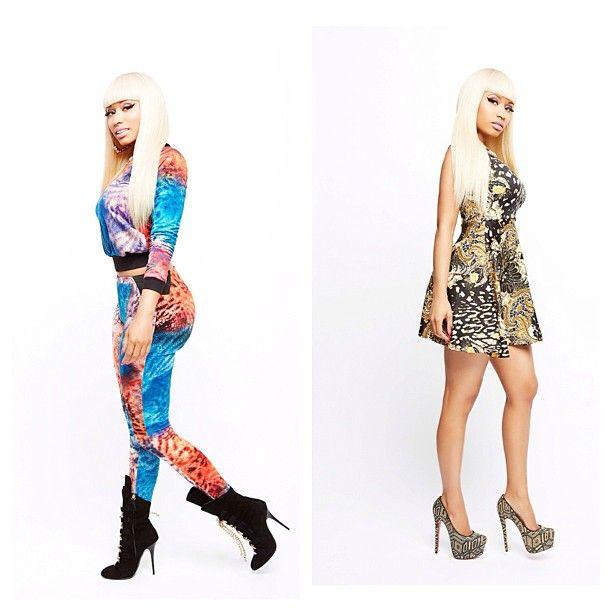 nicki minaj  Clothing Styles | Tags: Nicki Minaj clothing line , Nicki Minaj fan , Nicki Minaj Kmart ...