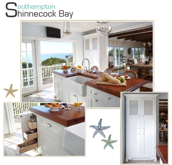 1000 images about kbis 2014 and blogtour las vegas on for Beach kitchen ideas