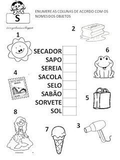 Atenção: Estas atividades pertencem ahttp://danizinhaeduca.blogspot.com.br/.                                                              ...