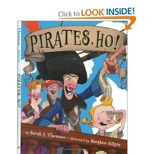 Another cute pirate book: Books Covers, Hfc Illustrations, Amazons Children, Books Illustrations, Comic Books, Kindle Books, Children Books, Pirates Books, Stephen Gilpin