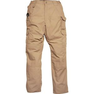 5.11 Taclite Pro Pant, Coyote, 36 x 30. Modeled after our legendary Tactical Pant, the Taclite Pro Pant offers all the quality and utility you expect from premium 5.11 apparel. Like our Taclite TDU ripstop tactical pants, the Taclite Pro Pant is crafted from authentic Taclite poly/cotton ripstop fabric for outstanding comfort and performance in hot or humid climates, and features triple stitch reinforcements and extensive bartacking for maximum durability. An action waistband and full…
