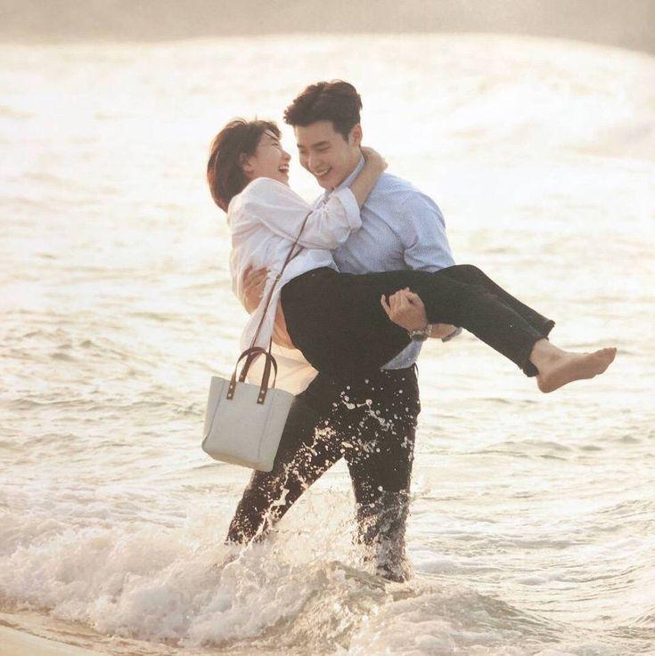 Lee Jong Suk, Suzy - While You Were Sleeping