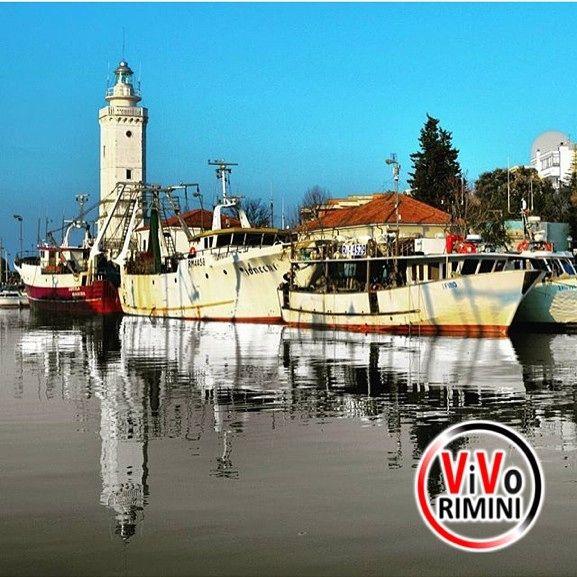 -----------------------------  ---------------------------------------------  Porto di Rimini  by @teskiaz visitate la sua splendida galleria!! --------------------------------------------- admin @_elisagasperoni & @ariannapruccoli follow @vivorimini tag #vivorimini --------------------------------------------- Tagga solo foto scattate da te!!! Continuate a seguirci e taggate le vostre foto piu belle con il Tag #vivorimini --------------------------------------------- VivoRimini è in…