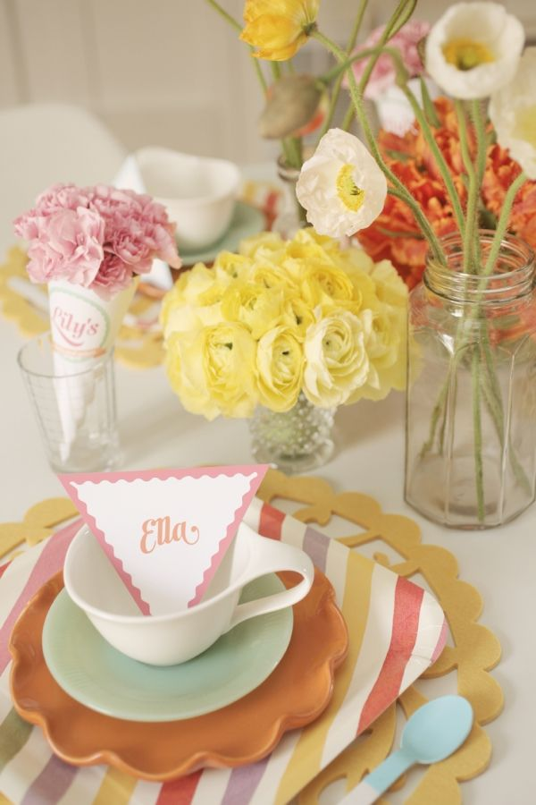 bridal shower themes for spring%0A obsessed with this gelato themed bridal shower  this is what my mom used  at inspiration for mine