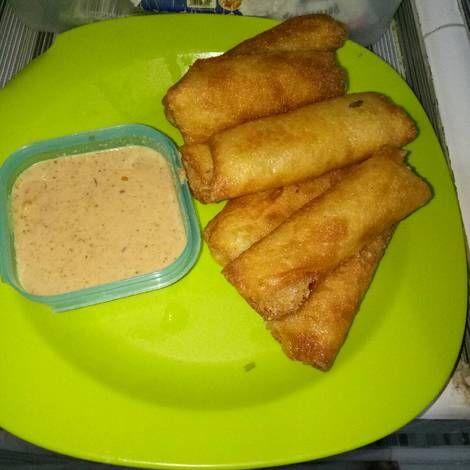 Resep Risol Klasik Isi Bihun Wortel Oleh Adzkiya Jahra Budiman Resep Makanan Wortel Resep
