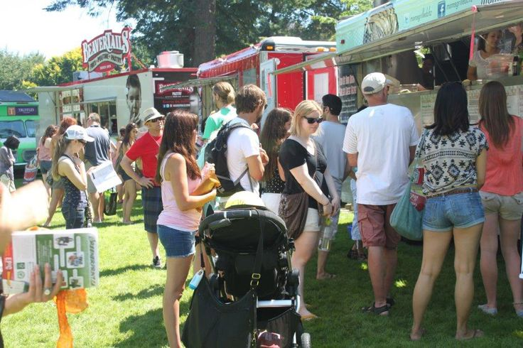 Vancouver has an amazing food truck scene; most of which was at EPIC!