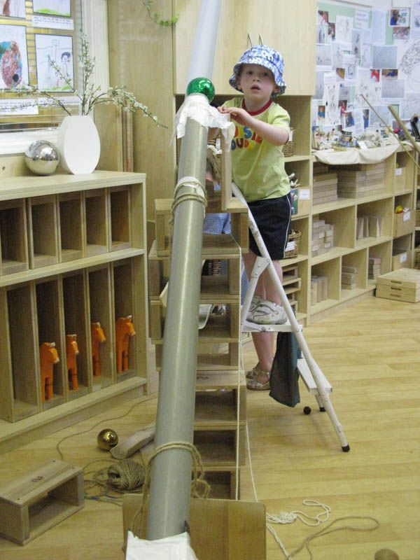 """Fab image from Wingate Nursery. Still want small step ladders for ours to use ("""",)"""