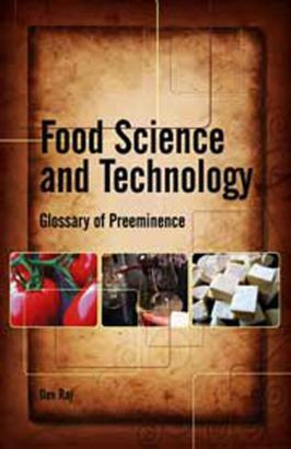 Food Science and Technology Glossary of Preeminence, Online Bookstore nipabooks