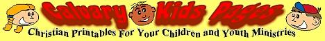 Calvary Kids- Good website for Sunday School (Activities too!)