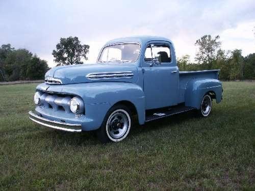 1951 ford f1 pickup 888 9. Black Bedroom Furniture Sets. Home Design Ideas