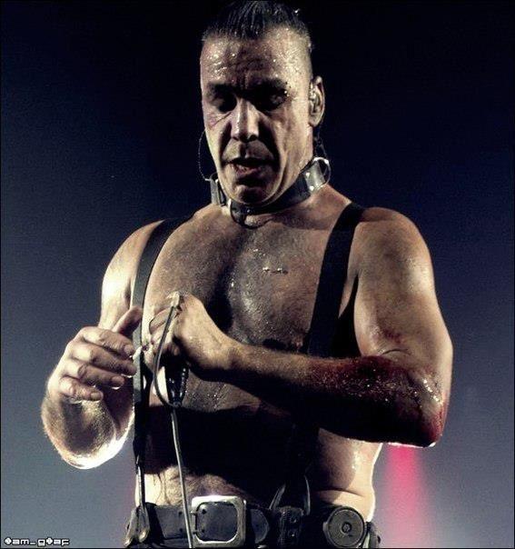 Till Lindemann Muscles