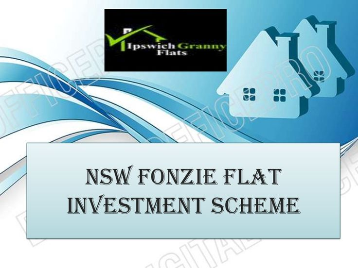 If you want to know about investment schemes then view our blog of NSW Fonzie Flat Investment Scheme, It is now available in QLD.