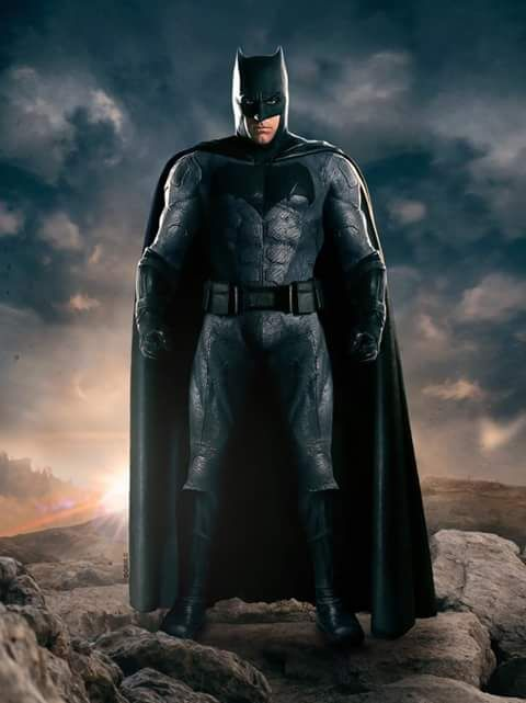 Justice League(2017) Batman 8/19/2016 ®... #{T.R.L.}