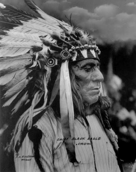 Black Eagle - Crow - 1898