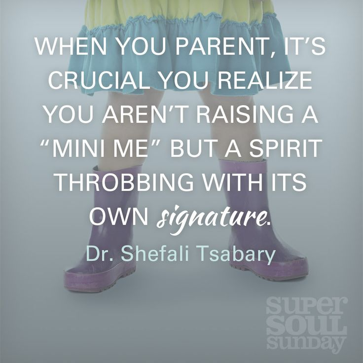 Why Parenting Expert Shefali Tsabary Says 'Good' And 'Bad' Parents Don't Exist (VIDEO)