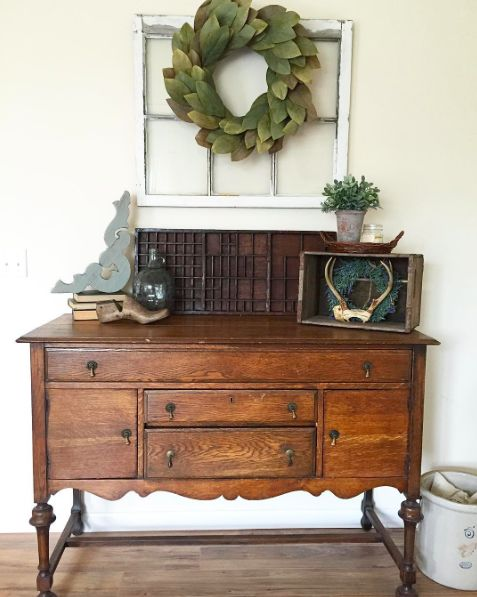 25 best Antique buffet ideas on Pinterest