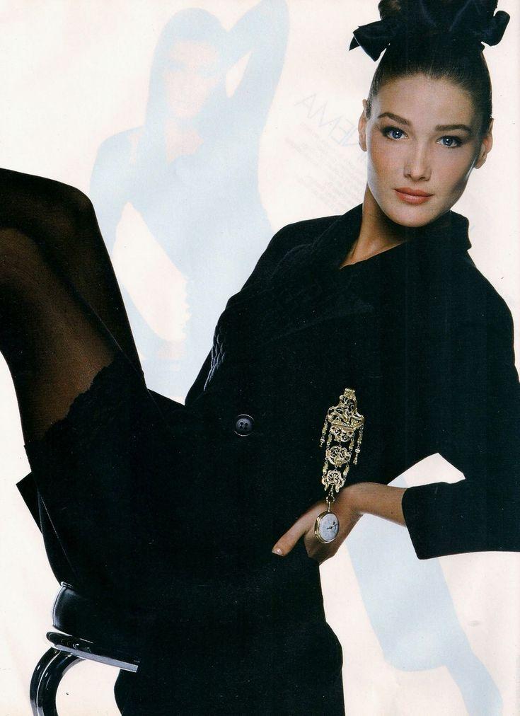 View Image Elle Fr 19 Dec 1988 3 Famous Models 80s