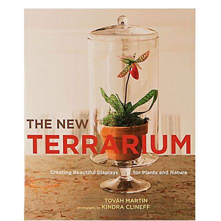 The New Terrarium: Worth Reading, Beautiful Displays, Idea, Terrariums, Books Worth, Plants, Garden
