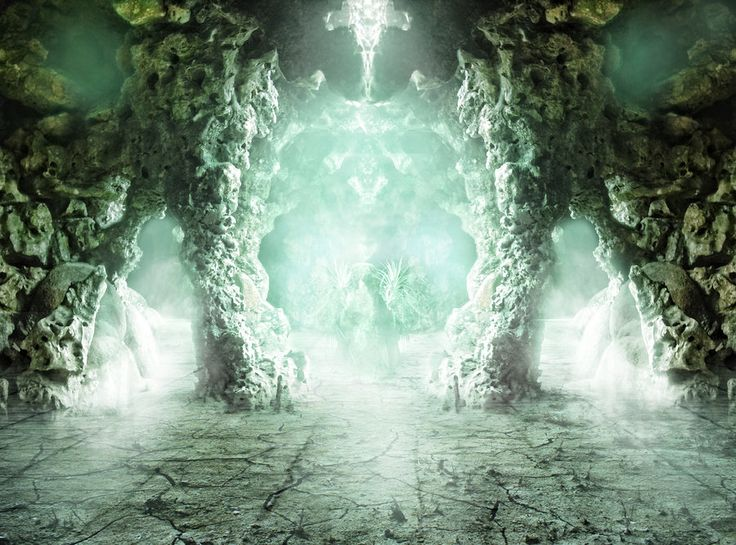 Mystic cave pre made by on - Mystical background pictures ...