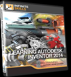 Learning Autodesk Inventor 2014 Training Video - http://bimoutsourcing.com/learning-autodesk-inventor-2014-training-video.php