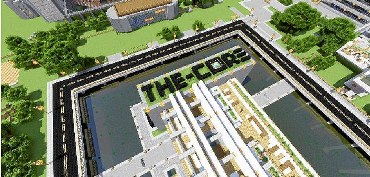 Let's craft Maroochydore CBD with Minecraft as featured in Sunshine Coast Daily 05/04/14  PR By the Creative Collective