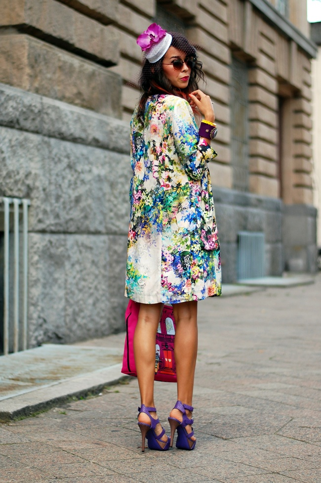 MACADEMIAN GIRL: FLORAL mix