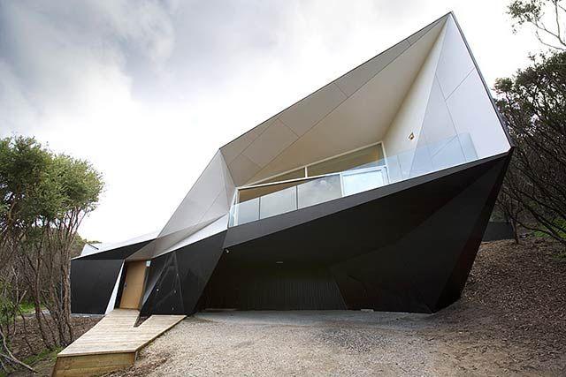 Klein Bottle House (Rye, Victoria, Australia)