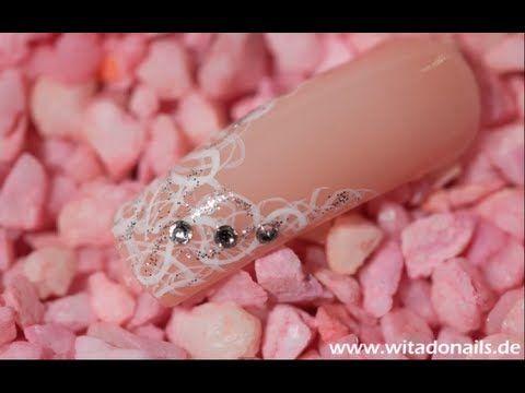 Один-тактный технологии и ногтей, Witadonails.de показывает, как она идет! Мечта ногтей. - YouTube