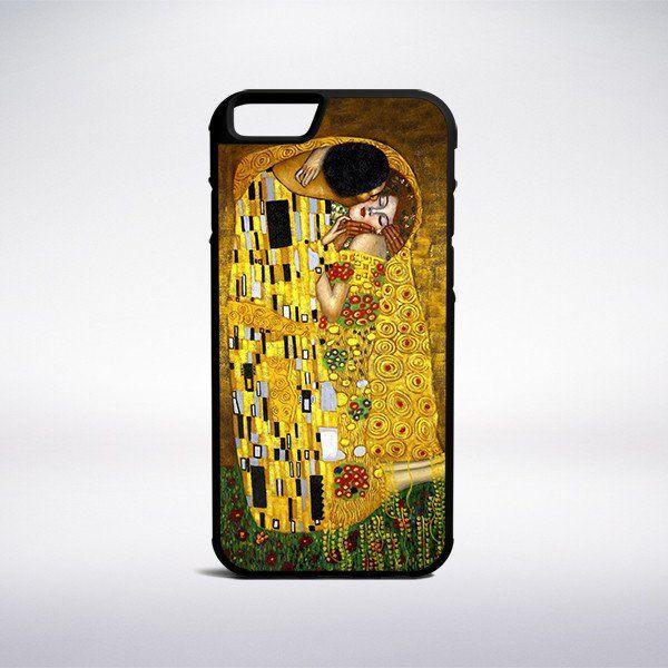 Gustav Klimt - The Kiss Phone Case – Muse Phone Cases