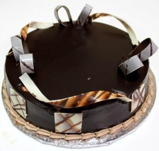 Amazing Choco Velvette Cake