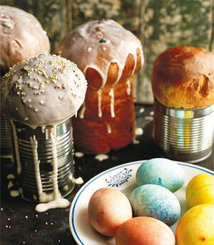 Olia Hercules's recipe for Ukrainian Easter bread | Book extract | Life and style | The Guardian
