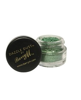 Barry M Dazzle Dust Eye Shadow (Emerald), £4.50