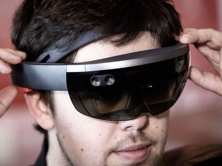 Check Out Microsofts Hololens
