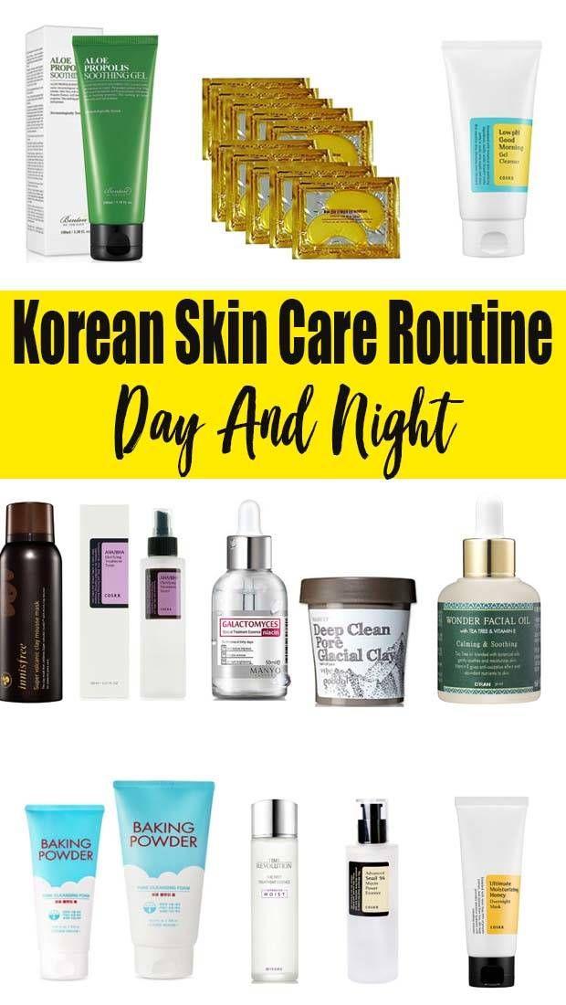 Korean Morning Skincare Routine For Oily Skin In 2020 Korean