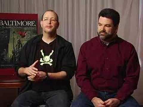 Christopher Golden & Mike Mignola, autores de Baltimore, o Vampiro