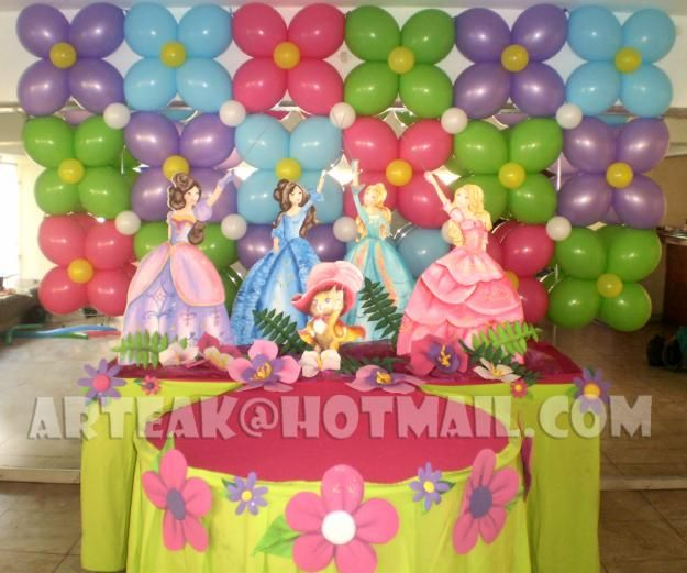 Fotos de fiestas de quinceaneras fotos de decoracion for Decoracion de mesas para fiestas